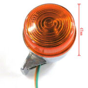 Indicator Turn Signals For Baron Retro Scooter Lance Vintage Zn150t-e Right