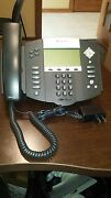 Polycom Soundpoint Ip 550 Hd 4-line Phone With Power Supply