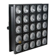 25x30w 3 In 1 Led Matrix Light 25 Head Led Rgb Color Professional Stage Effect