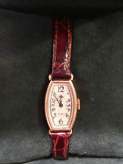 Rosemont Antique Touch Rose Series Watch Rs018 Rg Brand New