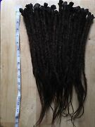 Real Hair Extension Dreads Includes 45 Dreadlocks