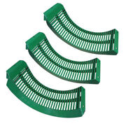 Bh84226 Combine Concave Round Bar Set Of 3 Heat Treated Fits John Deere