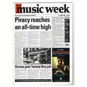 Music Week Magazines 11 June 1994 Mbox2643 Piracy Reaches An All-time High