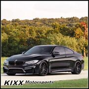 20 Rohana Rc10 20x9/10 Black Concave Wheels For Infiniti G37 G37s Coupe
