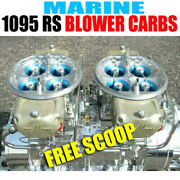 1095 Rs Marine Gas Blower Supercharger King Demon 9728020bm Carbs Free Scoop