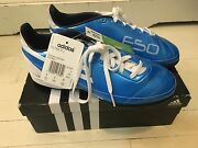 Adidas New Youth Us Size 6 F10 Trx Tf J Blue Soccer Turf Shoes F50 Turquoise