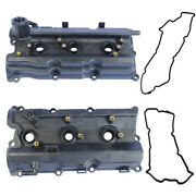 New Left And Right Engine Valve Covers For 2003-06 Nissan 350z /03-06 G35 V6 3.5l