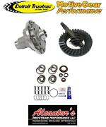 Ford 8 28 Spline Truetrac Posi 3.55 Ring And Pinion And Master Kit Package Deal