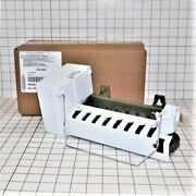 Whirlpool Ice Maker Assembly 4317943 Ice Maker With Arm And Wire Harness