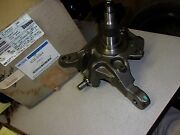 New Ford 6c3z-3106-a Super Duty Steering Knuckle Spindle Lh Left Free Shipping