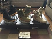 Nike Sfb Special Field Boots Special Forces Air Force 1 Faded Olive, Camo,black