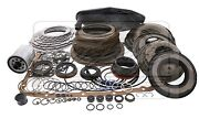 Fits Dodge 68rfe Transmission Raybestos Gpz High Performance Deluxe Rebuild Kit