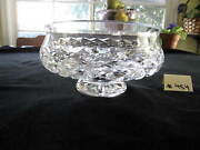 Waterford Lismore Open Candy Dish, 4.25h, 5.25w, Price Ea, Xlnt Condition
