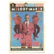 Melody Maker Magazine February 26 1994 Npbox192 Credit To The Nation - Afghan Wi