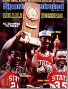 Sports Illustrated April 11 1983 - Bailey Lowe  Si Has Address Label On Front