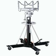 Omega 42001 1 Ton Telescopic Transmission Jack With Air