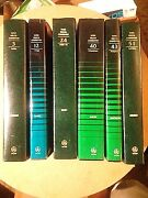 Word Biblical Commentary Volumes - Vol. 3, 12, 24, 40, 43, 51