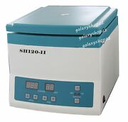 High Speed Electric Medical Lab Centrifuge Equipment 1.5mm X 75 Mm