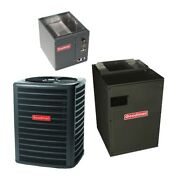 4 Ton 14.5 Seer Goodman Air Conditioning System