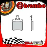 07bb13sd Front Brake Pads Brembo Frigerio Puch Cross 1985- 125cc [sd - Off Road]