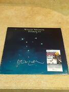 Willie Nelson Country Western Musician Signed Vinyl Lp Record Stardust Jsa