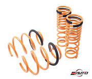 Megan Lower Lowering Coil Spring Drop 1/1.2 For Honda Accord 13-17 2.4l 4cyl