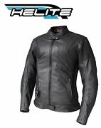 Jacket Leather Helite Xena Woman Airbag Inflatable Motorbike Air Bag Protection