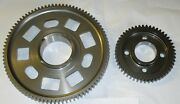 Fits Suzuki Gs1150 Straight Cut Primary Gears. Matched Pair