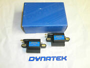 Moto Martin Dyna 3 Ohm Mini Coils. Suits Dyna 2000 And Oem Ignitions