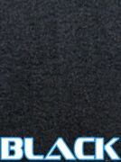 Outdoor Marine Boat Carpet - 20oz - 6and039 X 25and039 - Color Black