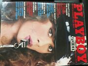 Playboy Magazine May 1982 Billy Joel Issue Autographed