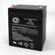 Black And Decker 243215 12v 5ah Lawn And Garden Replacement Battery