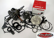 Wiseco Piston 12.51 97mm With Complete Bottom End Kit Yamaha Yz 450f 2010-2013