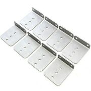 8 6 X 5 Hot Dipped Galvanized L Type Boat Trailer New Bunk Board Brackets