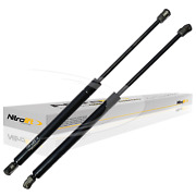 2 Pc Rear Gate Hatch Trunk Lift Supports Shocks Struts Arms For Nissan