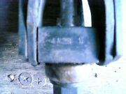 1974 Corvette Jack And Handle---date Coded A 4 Jan 1974--orig Unrestored--ncrs