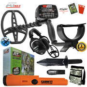 Garrett At Max Underwater Detector Pro-pointer At Ms-3 Headphones And More