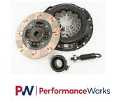 Competition Stage 3 Clutch Kit For 96-06 Mitsubishi Lancer Evo 4g63 5152-2600