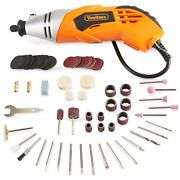 Vonhaus Rotary Multi Tool 170w With Variable Speed And 120pc Accessory Set