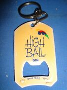 Old Vintage Plastic Metal High Bail Gin And Vodka Bottle Opener From India 1985