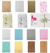 Paper Gift Bags Merchandise Retail Jewelry Favor 500 1000 2000 Wholesale Lots