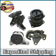 Engine Motor Mount M278 4519 4523 4533 4531 For 03 04 05 06 Acura Mdx 3.5l New