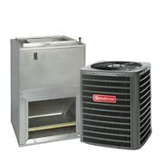 2.5 Ton 14 Seer Goodman Air Conditioning System Gsx140311 - Awuf321016
