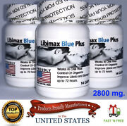 Libimax Blue Plus 14 Capsules New And Improved Formula