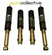 Vw Mk2 Mk3 Golf And Jetta Coilover Suspension Kit 85-92 By Eurocollective