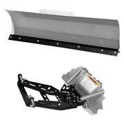 New Kfi 66 Pro-series Snow Plow And Mount - 2015-2017 Can-am Defender Hd10 Utv