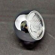 Gear Shift Knob With Indian Script For Indian Motorcycle