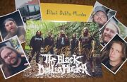 Black Dahlia Murder Autographed Photo And Photos- Real Collectible