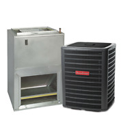 1.5 Ton 15 Seer Goodman Air Conditioning System Gsx160181 - Awuf321016