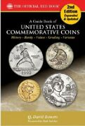 Guide Book Of Us Commemorative Coins 2nd Edition 1892 To The Date Free Shipping